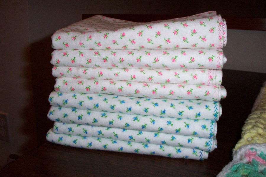 Lottie 39 s charity crafts receiving blankets for Crafts to donate to charity